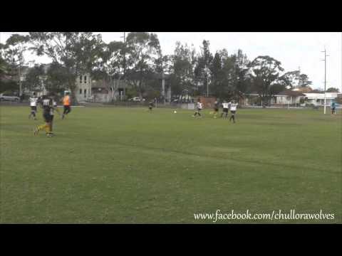 Chullora Wolves 7 Birrong 1- BADAFA Cup 2014