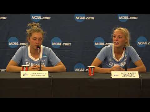 Boston College - 15 North Carolina - 14  | Women's Lacrosse Semifinal - UNC Press Conference