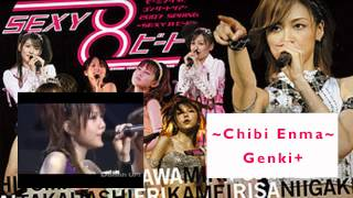 My second birthday dub is Genki+ again by Morning Musume :) I much ...
