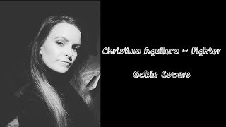 Christina aguilera - fighter (acoustic ...