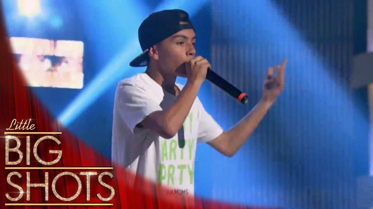 Download Mateo The Colombian Beatboxer   Little Big Shots