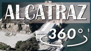 Gambar cover ALCATRAZ HD 360 VR Video Tour of the ROCK Prison San Francisco