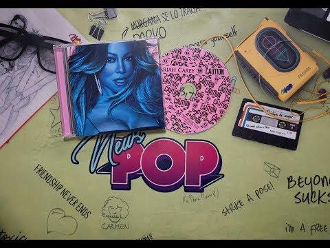 UNBOXING: Mariah Carey - Caution Mp3