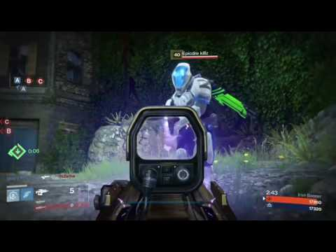 Destiny lol: I really, really want that Fist of Havoc shotgun
