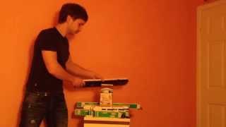 Лампа светодиодная с аккумулятором. Видеообзор.(, 2014-12-27T18:48:36.000Z)