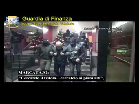 Guardia di Finanza Mafia e affari nella Palermo bene  studio9tv