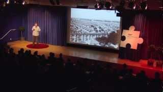What Makes A Community? - Roger Kitchen at TEDxMiltonKeynes