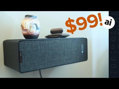Review: Symfonisk AirPlay 2 Bookshelf Speaker — Ikea Price, Sonos Sound