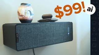 Review: Symfonisk AirPlay 2 Bookshelf Speaker — Ikea Price, Sonos Sound