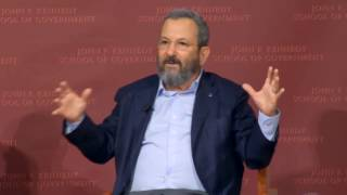 From youtube.com: Ehud Barak on What Americans Don't Understand {MID-207377}