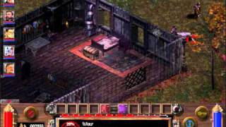 Let's Play Arcanum [german] Part 17 - Die Sache mit dem Portal