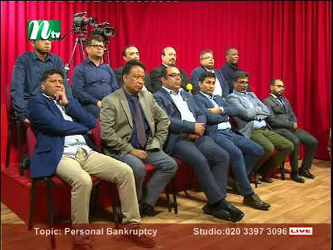 Accountancy with Mahbub Murshed about Personal Bankruptcy S3 221017