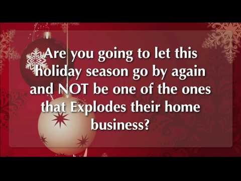 MLM Recruiting Holiday Training - Doug Firebaugh & Diane Hochman