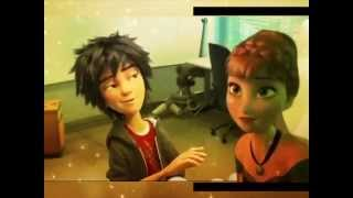 Does Your Mother Know? | Anna, Elsa, Merida & Hiro