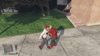 How to glitch fight in gta 5