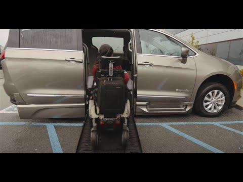 Discover Wheelchair Accessible Vans From BraunAbility