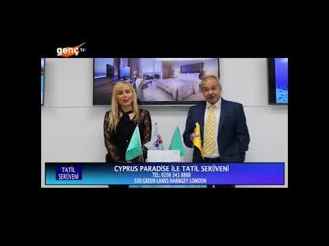 CYPRUS PARADISE ile Tatil Serüveni - 26.10.2017