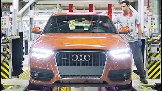 Audi Q3 Assembly Line
