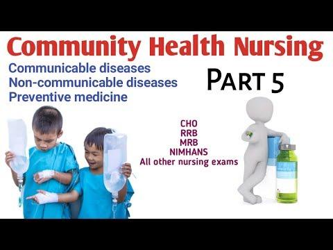 Communicable Diseases Non Communicable Diseases