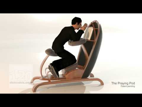 The Praying Pod - patent pending