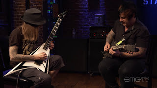 Children of Bodom's Alexi Laiho on Technique and Tone, EMGtv!