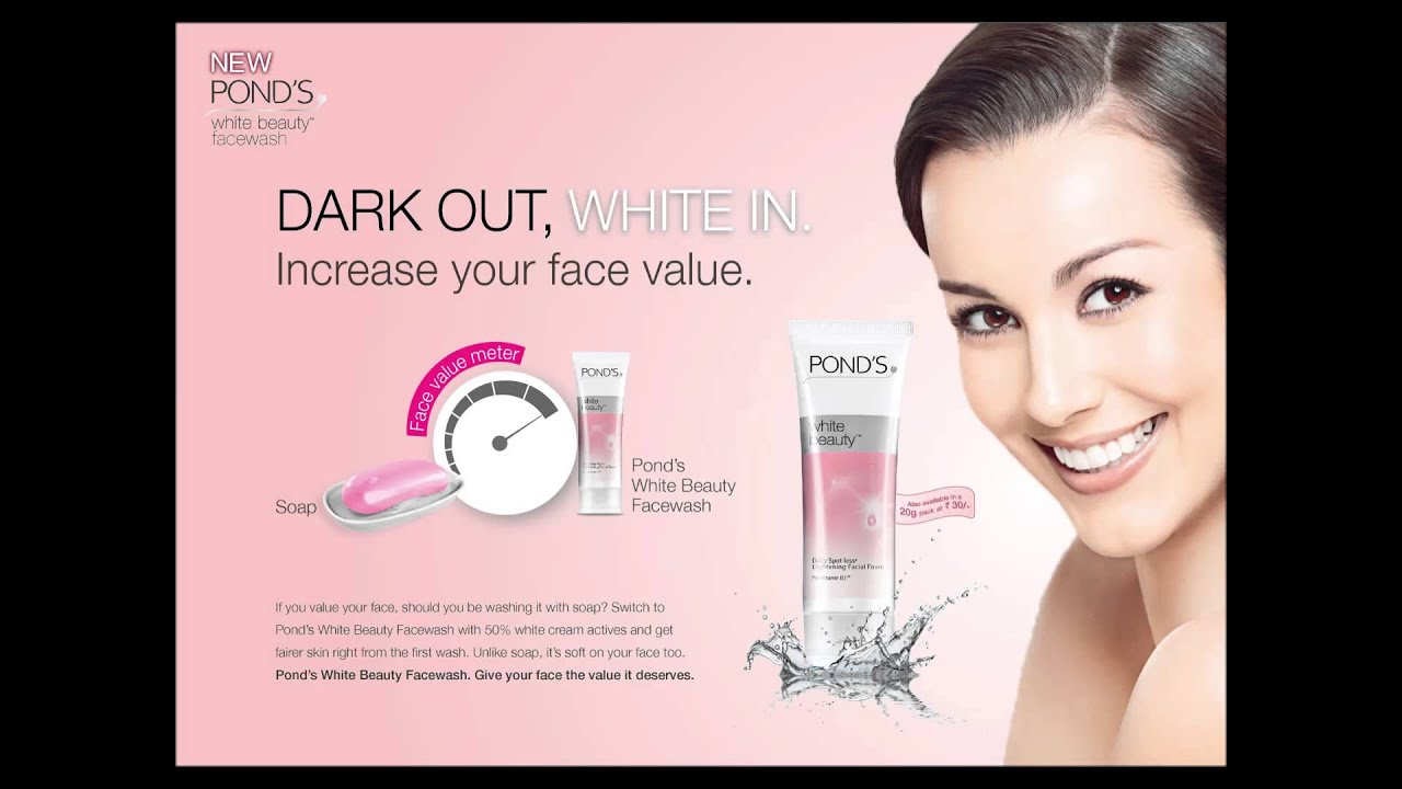 Face Fresh Cream Ad
