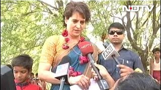 Priyanka Gandhi Speaks To NDTV | Exclusive | Lok Sabha Elections 2019