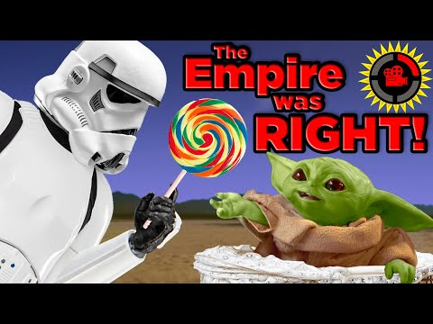 Film Theory: Star Wars, How The Mandalorian PROVES the Empire was Right! - The Film Theorists