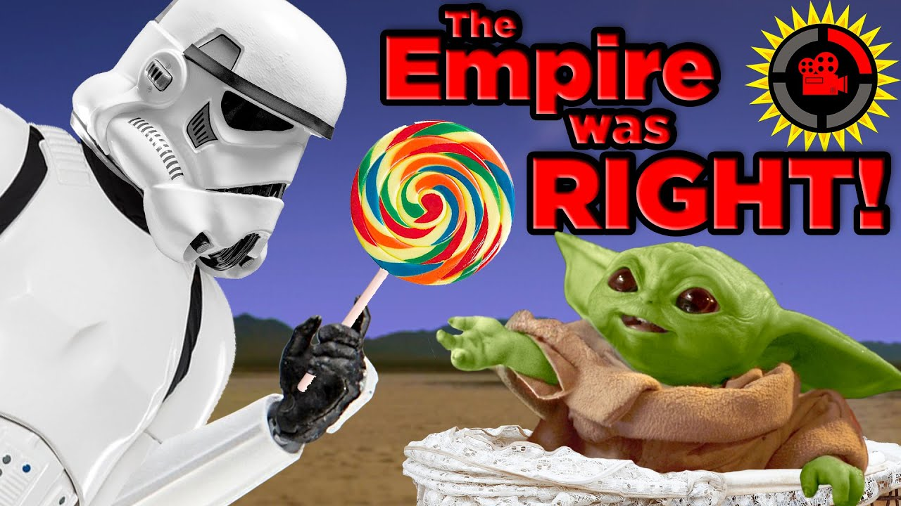 Film Theory: Star Wars, How The Mandalorian PROVES the Empire was Right!