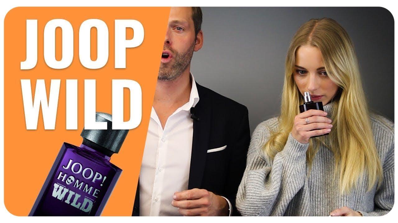 Talsohle Preis Qualität online hier JOOP HOMME WILD: Das Parfüm für wilde Männer & Nächte!