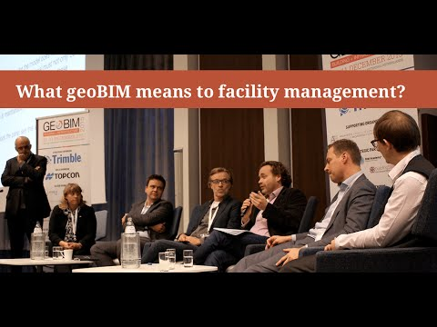 BIM for Facility Management: Benefits of GeoBIM
