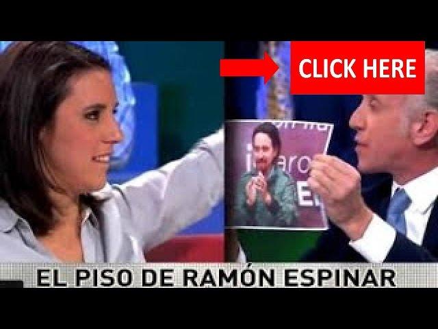 ZASCAS a Eduardo Inda de nuevo de Irene Montero Manuela Carmena