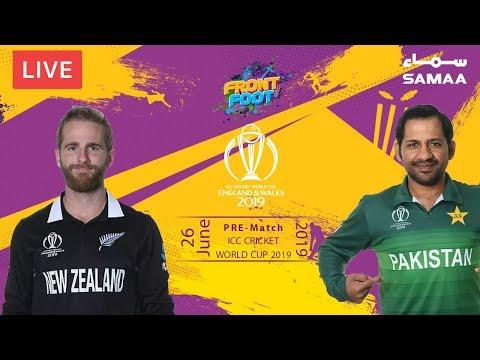 Front Foot   Pakistan Vs New Zealand   ICC CRICKET WORLD CUP 2019   26 June 2019