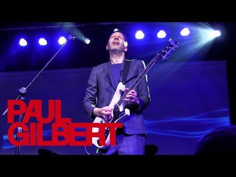 Paul Gilbert 2018 Live in Bogota