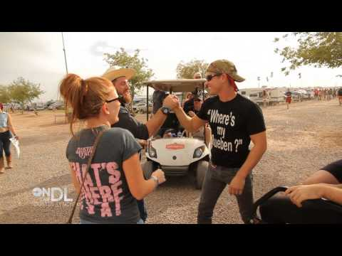 """On The DL"" with Dustin Lynch Ep 7: Country Thunder"