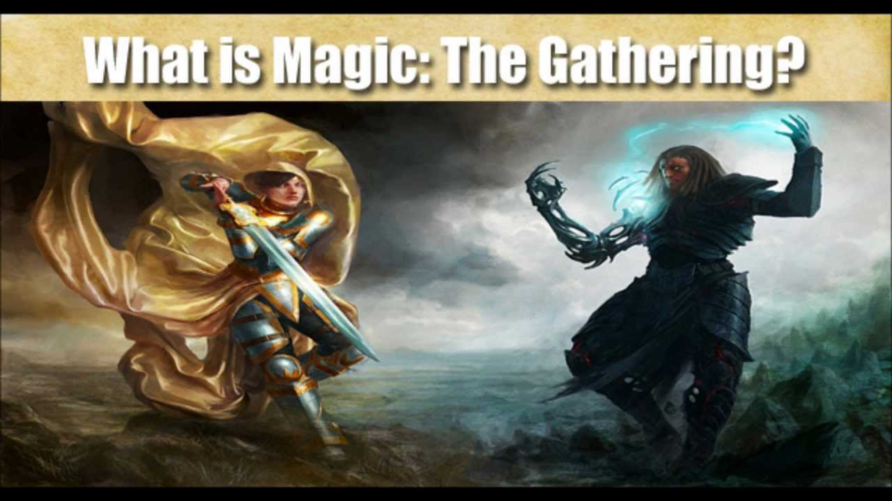 Magic The Gathering Anleitung