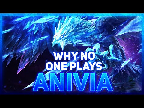 Why NO ONE Plays: Anivia   League of Legends