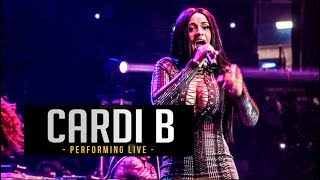 Cardi B Performing Live [KILLS THE SHOW] !!!!!