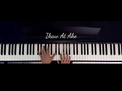 Moira & Jason - Ikaw At Ako | Piano Cover with Violins (with Lyrics)