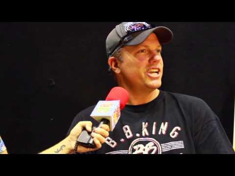I'll Be In My Bunk - Adam Baldwin Interview Supanova Gold Coast 2013