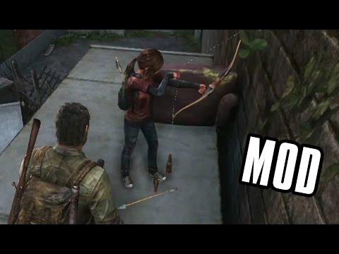 Ellie & Joel Split Screen CO-OP Preview (The Last of Us)