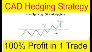 CAD Hedging Free Trading Strategy | 100% Profit in One Trade Special Forex trick by Tani Forex