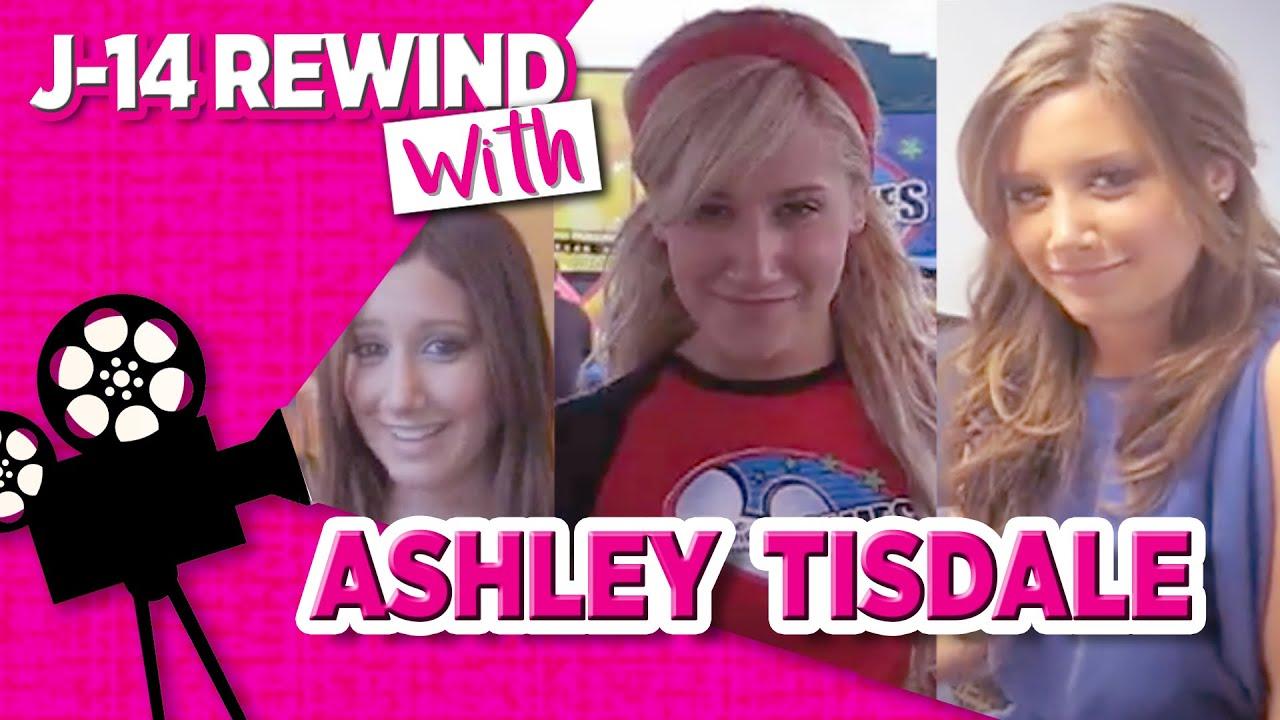Ashley Tisdale Talks First Kiss in Old Interviews | J14 Rewind