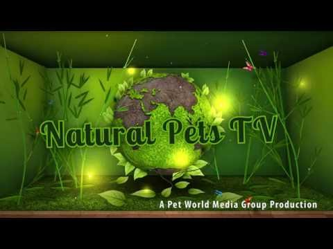 Natural Pets TV - Episode 3 - The Role of Herbs + Herbal Body System Support + Much More