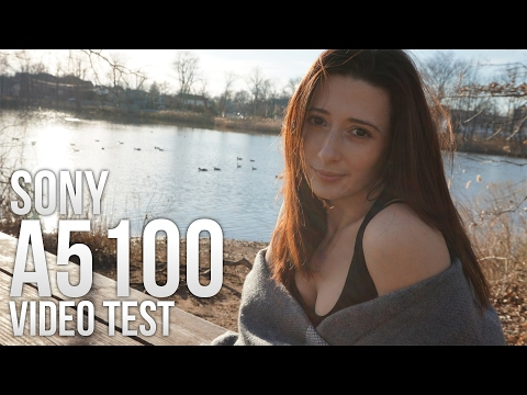 Sony a5100 Video/ Photo Test & First Impressions!