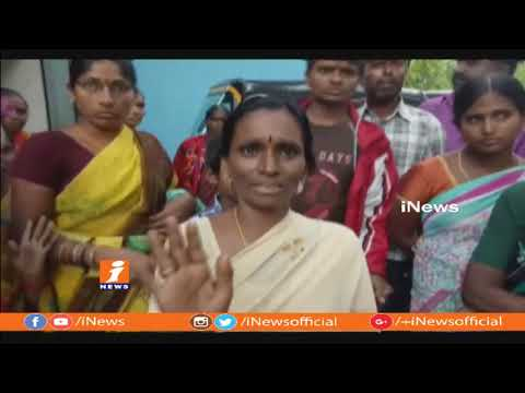 Man Commits Self-Immolation Attempt Over TRS Leaders Land Kabza In Warangal Urban   iNews