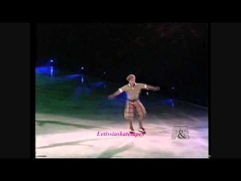 00-01 Stars On Ice 12- Scott Hamilton