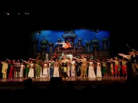 Aladdin Act 2-9 Curtain Call