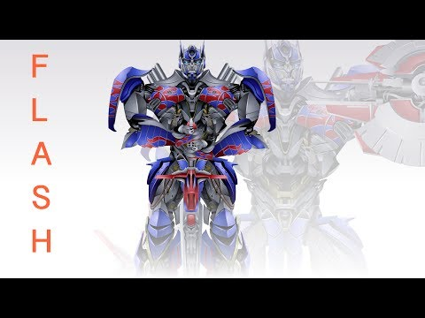 [Enhanced] Optimus Prime AOE/TLK Transformers Flash