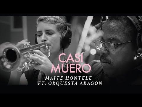 Maite Hontelé ft. Orquesta Aragón - Casi Muero [Video oficial]
